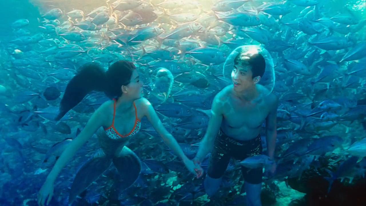 《美人鱼》:今不如昔的周氏电影