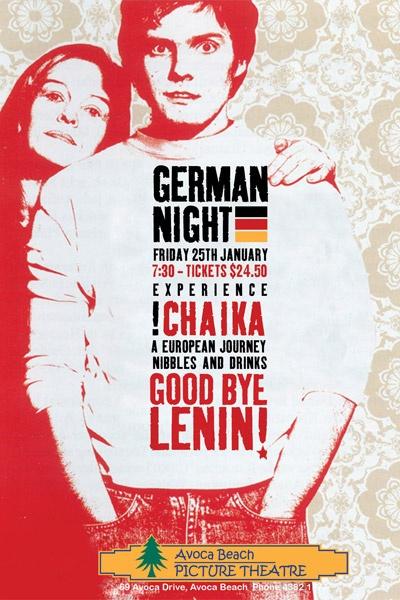 再见列宁 -当真相成为谎言--民主德国在79平方米房间里的延续