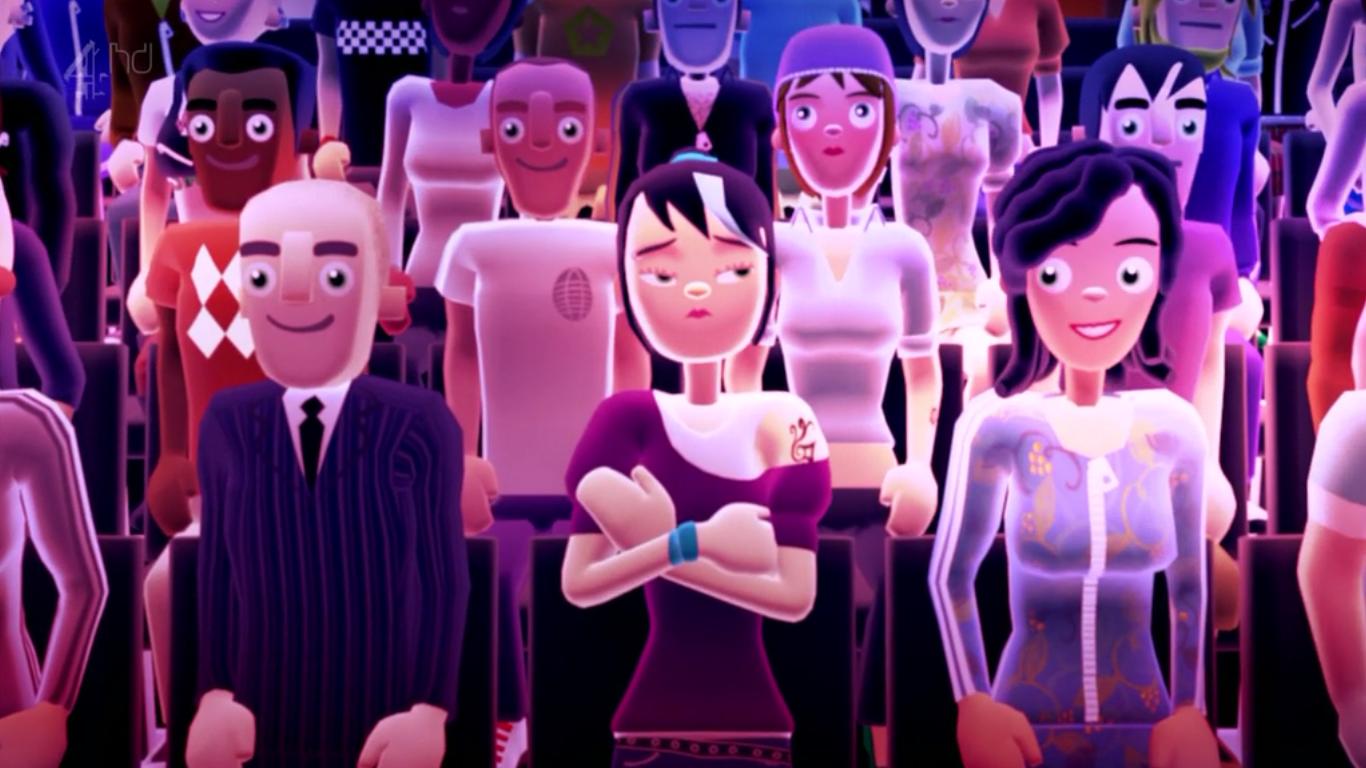 人性+科幻的黑镜第一季