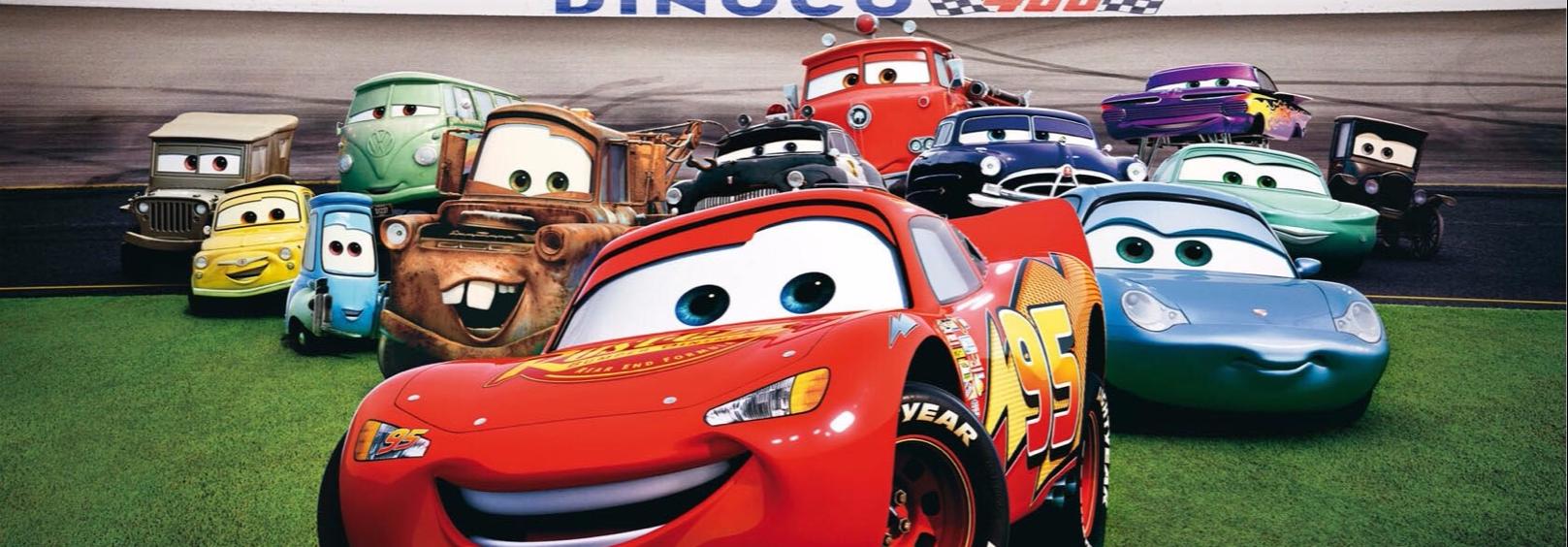 急流勇退——《赛车总动员3》