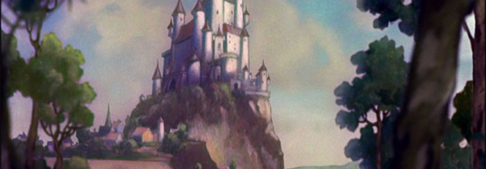 《白雪公主》--男权主义的规范