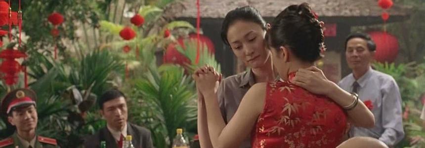 《植物学家的中国女孩》影评-李小冉为艺术奉献香体裸演的这部电影——很不错!