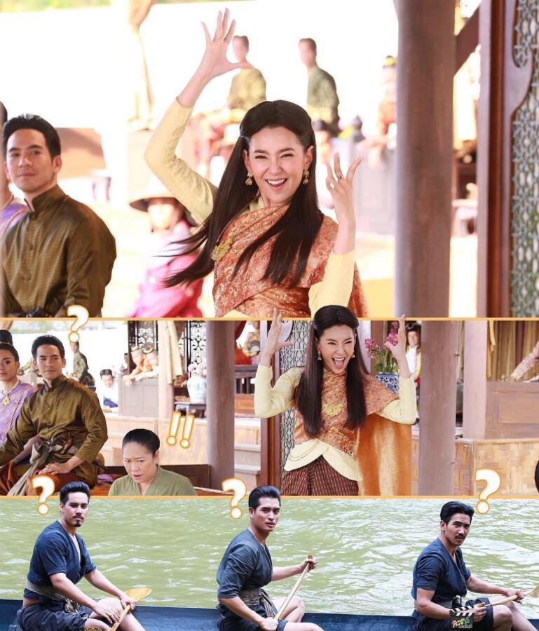 天生一对-泰国人都在看这部剧,一部诚意满满的泰式穿越剧