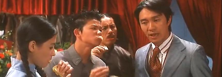 尹天仇:我想做个演员,曾经想过