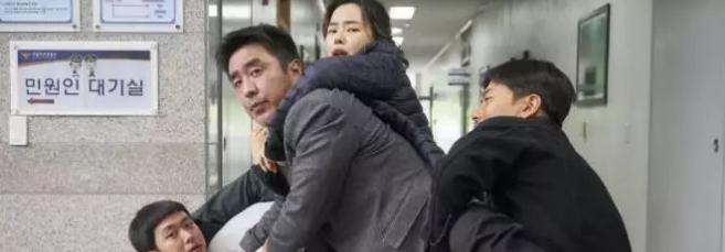 学习港片成韩国新任影史票房冠军,男主连续