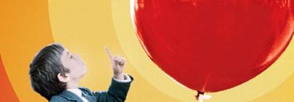 红气球  |  鲜红的气球 被遗忘的陪伴