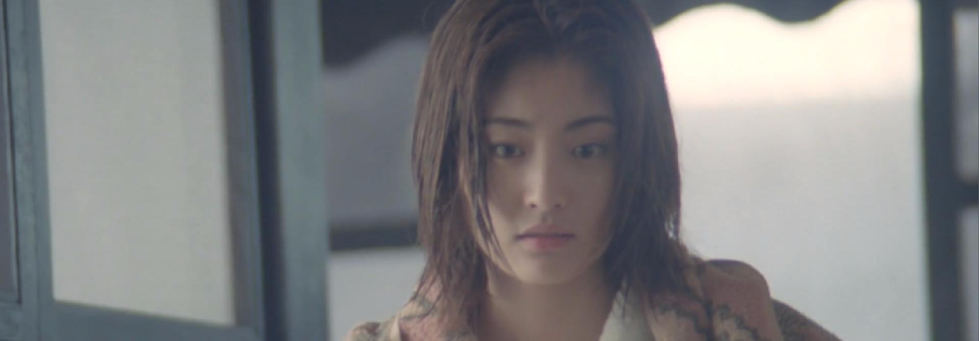 日本女星常盘贵子与张国荣合作跨国爱情故事