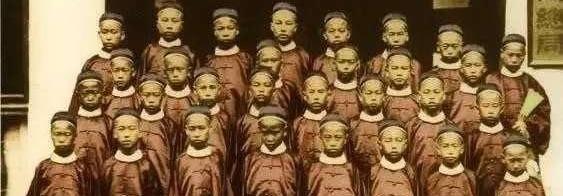 慈禧时期的公费留学生,100年前他们曾改变中