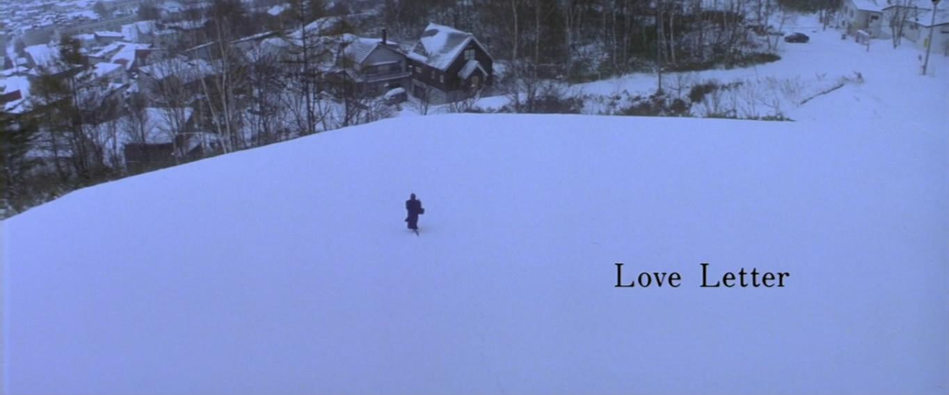 情书-少时恋情总是孤独