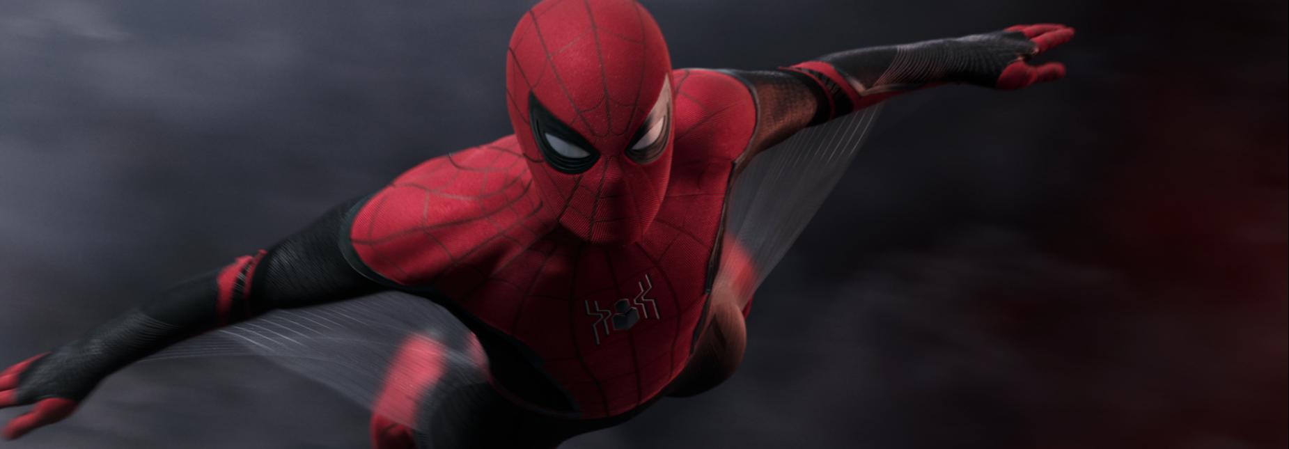 超级英雄们神秘缺场,蜘蛛侠再度现身