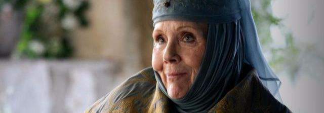 荆棘女王终领盒饭,临死前她干了这两件大事