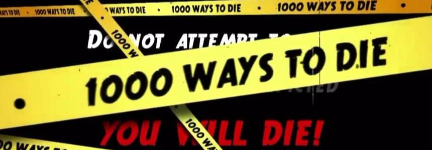 人类的1000种死法,真实版死神来了!