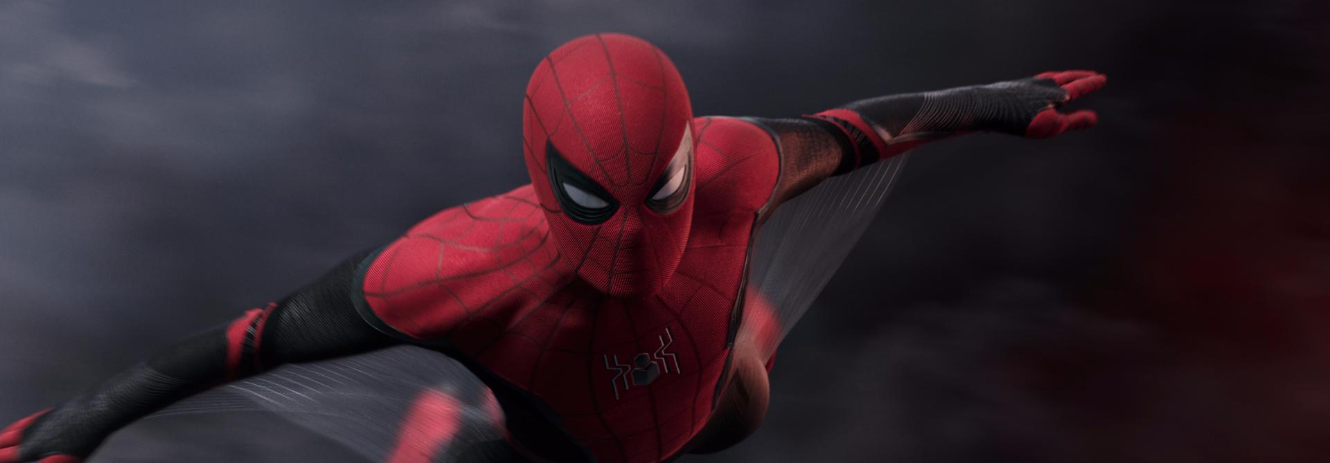 《蜘蛛侠:英雄远征》戳中我为什么喜欢蜘蛛